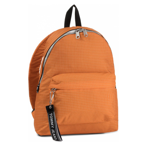 Plecak TOMMY JEANS - Tjm Logo Tape Ripstop Backpack AM0AM04925 815 Tommy Hilfiger