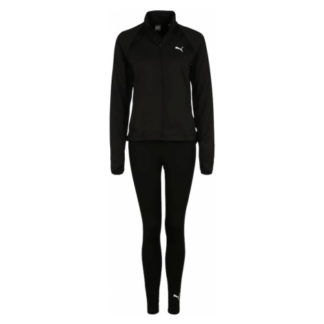 PUMA Strój sportowy 'Yoga Inspired Suit' czarny