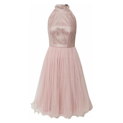 SWING Sukienka koktajlowa różowy pudrowy