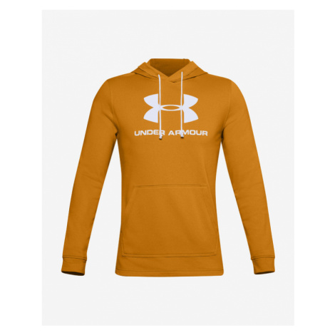 Under Armour Terry Bluza Żółty