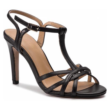 Sandały KAZAR - Diamond 40201-01-00 Black
