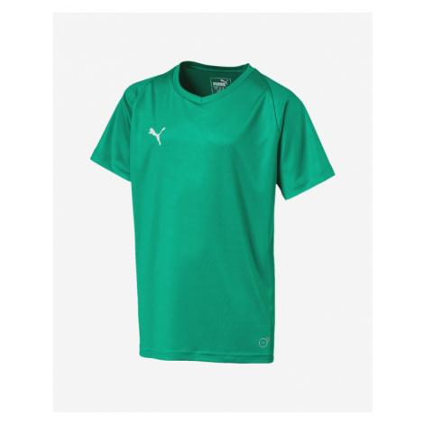 Puma Liga Jersey Core Koszulka dziecięce Zielony