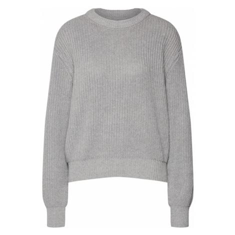 Minimum Sweter 'Mikala' nakrapiany szary