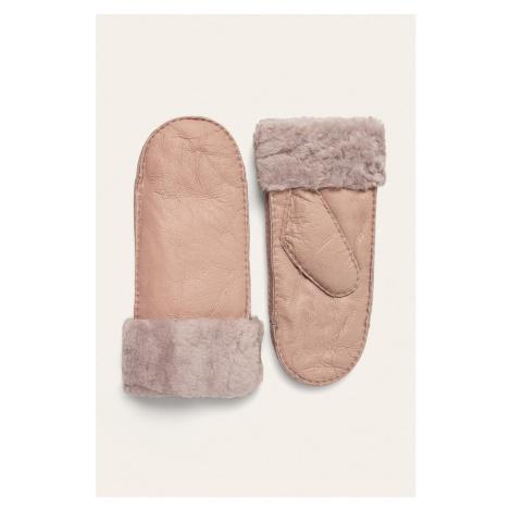 Answear - Rękawiczki skórzane