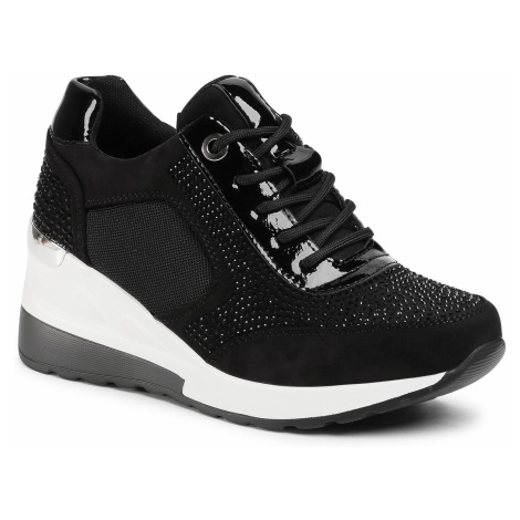 Sneakersy JENNY FAIRY - WS9T002-02 Black 1