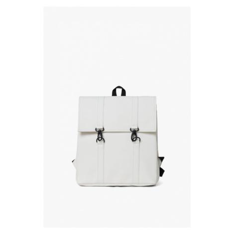 Plecak Rains Msn Bag Mini 1357-58 Off White