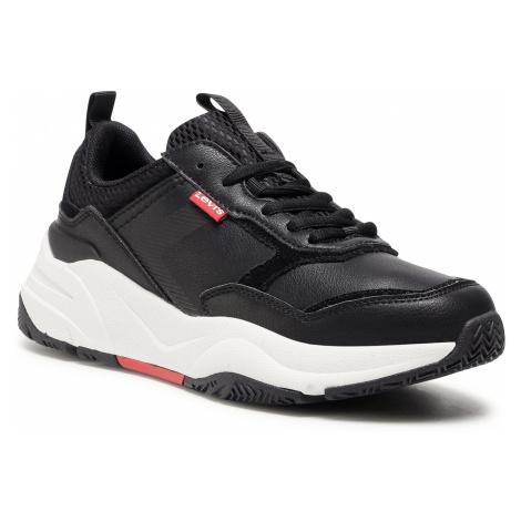 Sneakersy LEVI'S® - 232031-795-59 Regular Black Levi´s