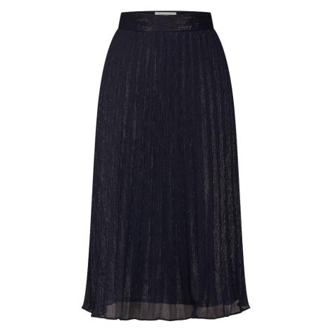 EDITED Spódnica 'Hoku' niebieski / ciemny niebieski