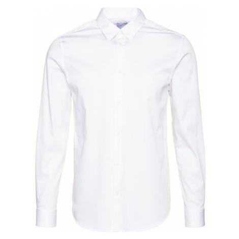 SELECTED HOMME Koszula 'SH Travis Belfast' biały