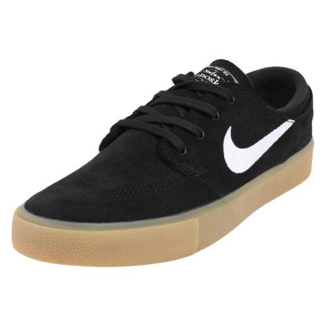 Nike SB Trampki niskie 'Zoom Janoski Rm' czarny / biały