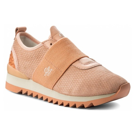 Sneakersy MARC O'POLO - 801 14413501 103 Apricot 271