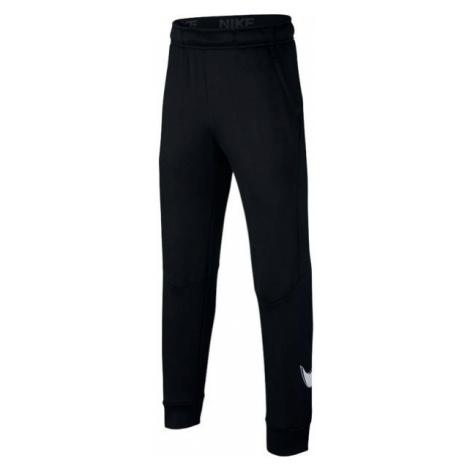 Nike THRMA PANT GFX - Spodnie dresowe chłopięce