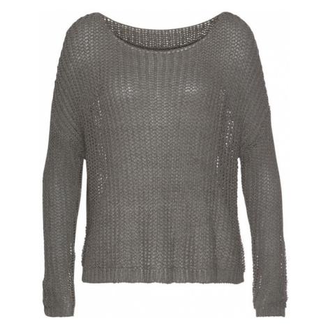 LASCANA Sweter khaki