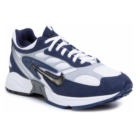 Buty NIKE - Air Ghost Racer AT5410 400 Midnight Navy/Black/Wolf Grey