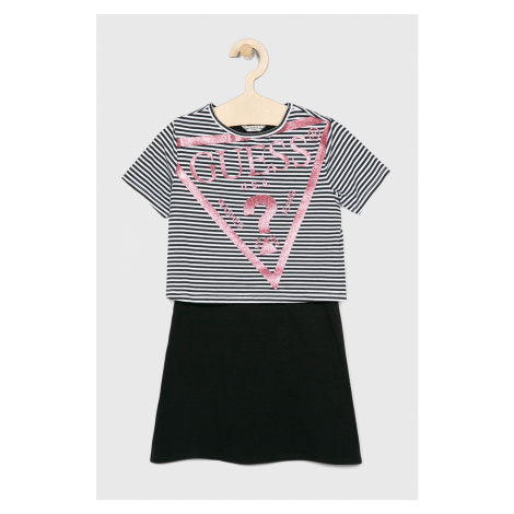 Guess Jeans - Sukienka dziecięca 118-175 cm