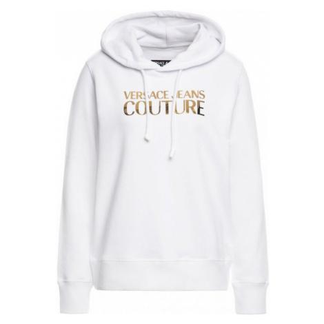 Bluza z kapturem z logo Versace