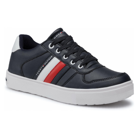 Sneakersy TOMMY HILFIGER - T3B4-30922-0621 S Blue 800