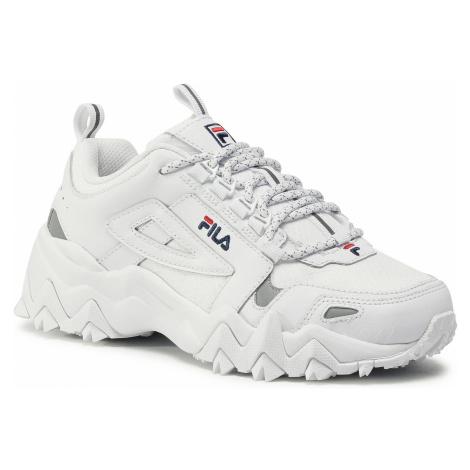 Sneakersy FILA - Trail Wl Wmn 1010870 Whtie