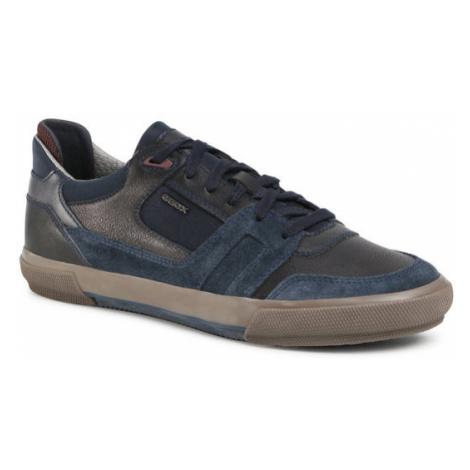 Geox Sneakersy U Kaven C U046MC 022ME C4007 Granatowy