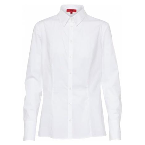 HUGO Bluzka 'Etrixe' biały Hugo Boss