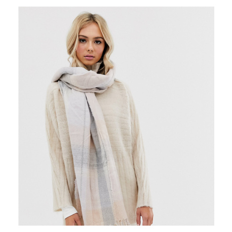 New Look scarf in check
