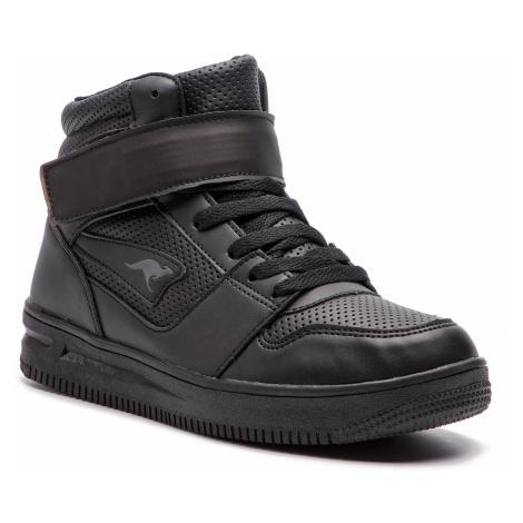 Sneakersy KANGAROOS - Future-Space Hi 18308 000 5001 D Jet Black