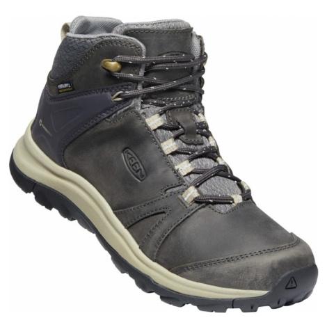 Damskie buty trekkingowe KEEN TERRADORA II LEATHER MID WP W