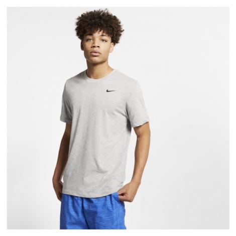 Męski T-shirt treningowy Nike Dri-FIT - Szary