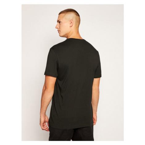 Lacoste T-Shirt TH2038 Czarny Regular Fit