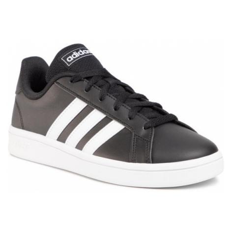 Adidas Buty Grand Court Base W EE7900 Czarny