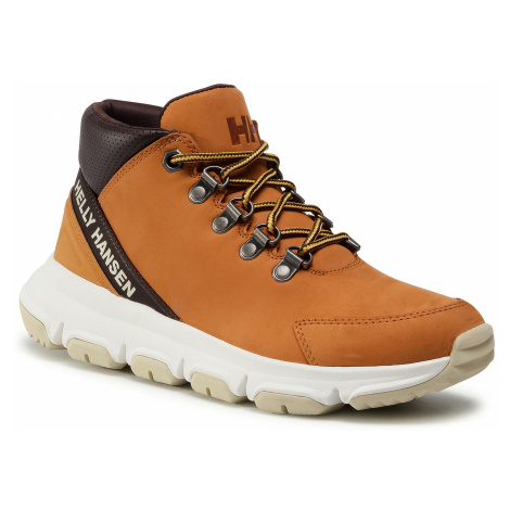 Sneakersy HELLY HANSEN - Fendvard Boot 114-76.725 Honey Wheat/Coffee Bean/Off White