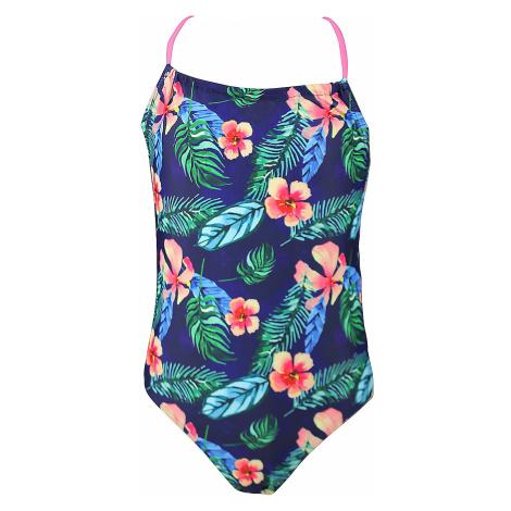 Jednoczęściowy dziewczęcy kostium kąpielowy Summer