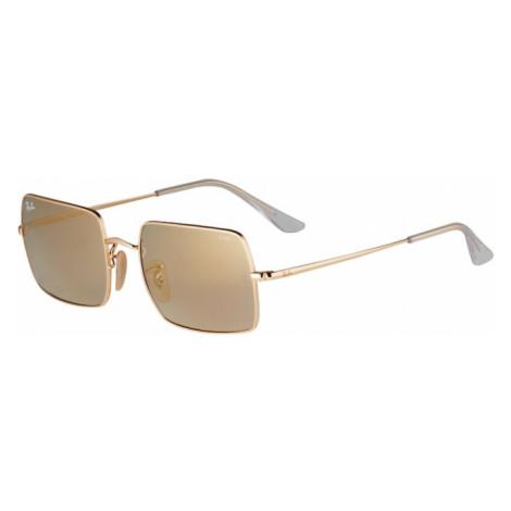 Ray-Ban Okulary przeciwsłoneczne 'RB 1969 001/B3' szary / złoty