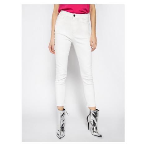 Pinko Jeansy Skinny Fit Susan PE 20 PDEN 1J10DK Y62G Biały Skinny Fit