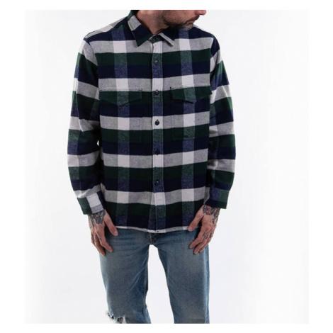 Koszula męska Edwin Big Shirt Longsleeve I028615 GPN67