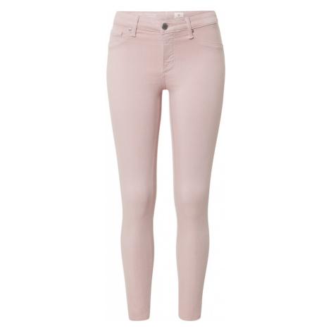 AG Jeans Jeansy różowy pudrowy