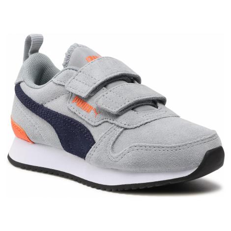 Sneakersy PUMA - R78 Sd V Ps 368590 03 Quarry/Peacoat/Dragon Fire