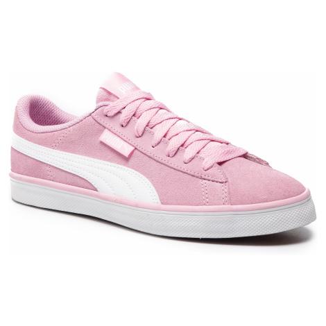 Sneakersy PUMA - Urban Plus Sd Jr 365166 08 Pale Pink/Puma White
