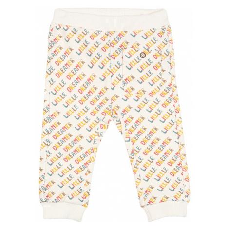 NAME IT Spodnie żółty / brązowy / niebieski / biały / czerwony