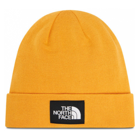 The North Face Czapka Dock Worker Recycled Beanie NF0A3FNT56P-OS Żółty