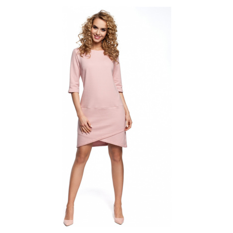 Made Of Emotion Woman's Dress M292 Powder
