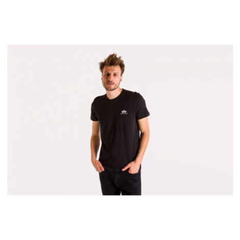 ALPHA INDUSTRIES BASIC T SMALL LOGO > 18850503