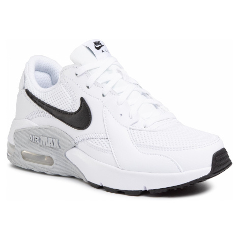 Buty NIKE - Air Max Excee CD5432 101 White/Black/Pure Platinum