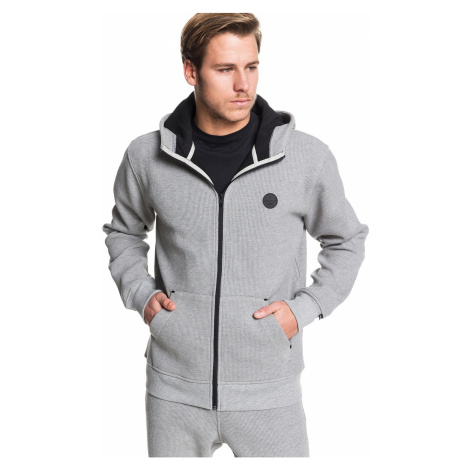 bluza Quiksilver Marble Strelley Zip - KPVH/Medium Gray Heather