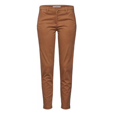 BRAX Spodnie 'Mabel' koniakowy