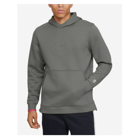 Under Armour Recovery Bluza Zielony