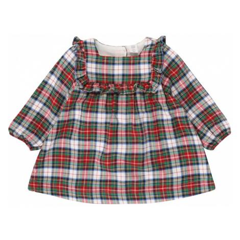 GAP Sukienka czerwony / zielony / żółty / niebieski / biały