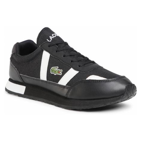 Sneakersy LACOSTE - Partner 0120 1 Suj 7-40SUJ0010312 Blk/Wht