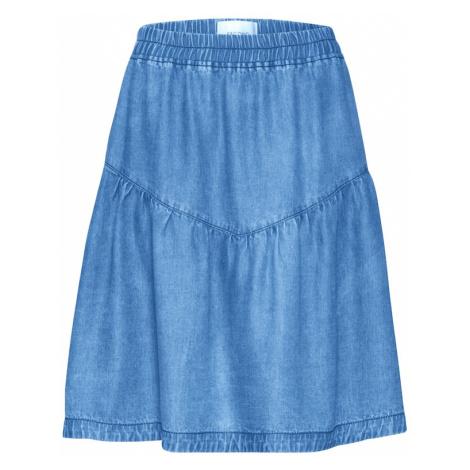 SECOND FEMALE Spódnica 'Lyle ' niebieski