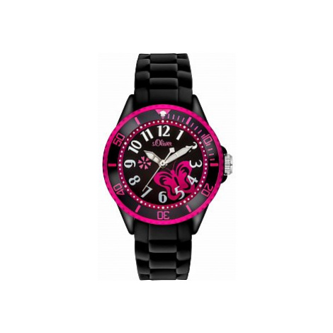 Zegarek dziecięcy s.Oliver SO-2993-PQ